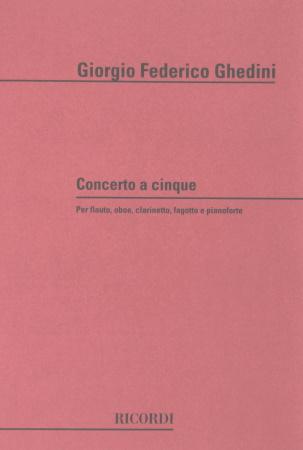 CONCERTO A CINQUE (1932)
