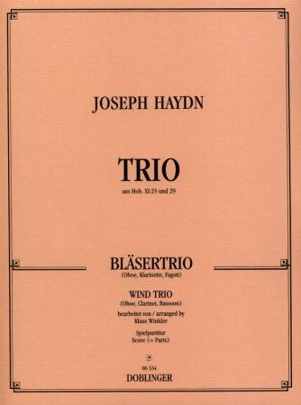 TRIO (playing scores)