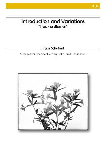 INTRODUCTION AND VARIATIONS Trockne Blumen