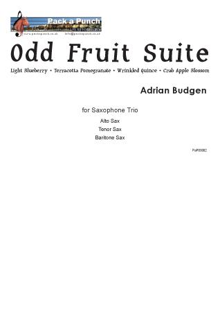 ODD FRUIT SUITE
