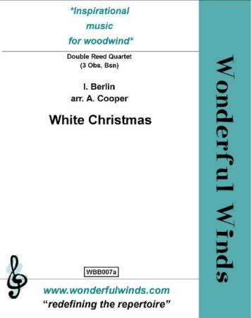 WHITE CHRISTMAS (with hidden carols)