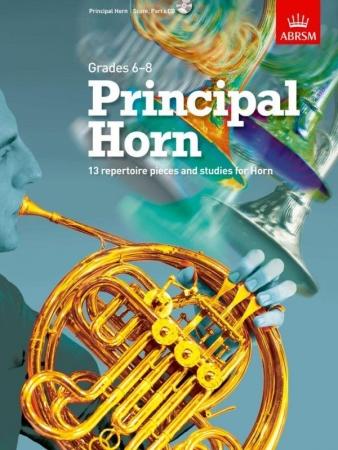 PRINCIPAL HORN + CD