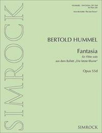 FANTASIA Op.55d from 'The Last Flower'