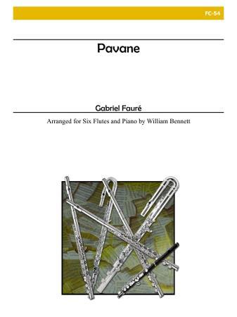 PAVANE score & parts