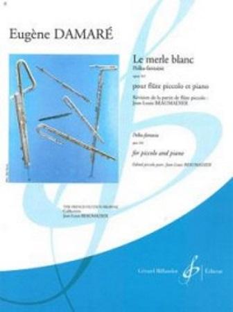 LE MERLE BLANC Op.161 Polka-Fantaisie