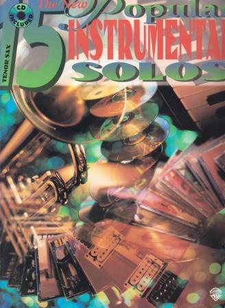 15 POPULAR INSTRUMENTAL SOLOS + CD