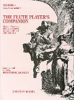 THE FLUTE PLAYER'S COMPANION Book 1