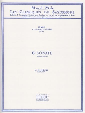 SONATA No.6