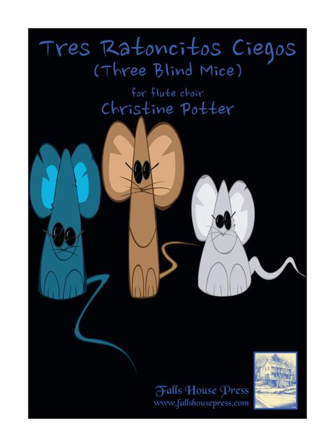 TRES RATONCITOS CIEGOS (Three Blind Mice) score & parts