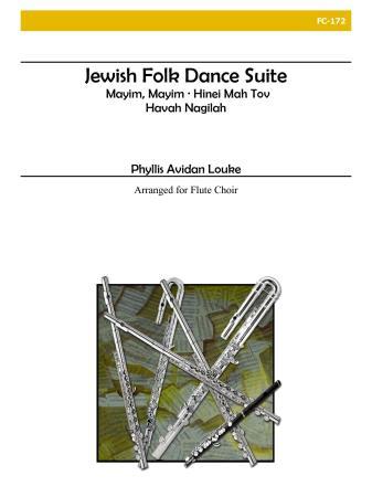 JEWISH FOLK DANCE SUITE