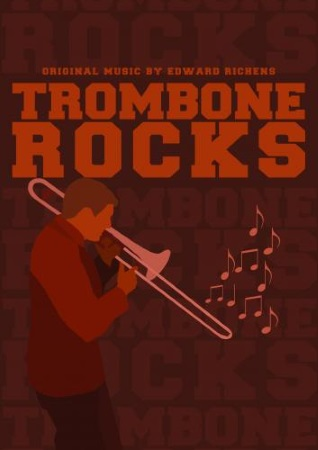 TROMBONE ROCKS (treble/bass clef)