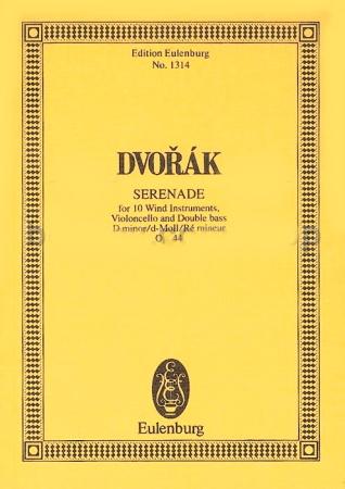 SERENADE in D minor Op.44 (miniature score)