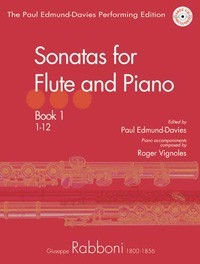 SONATAS Book 1 (Nos.1-12) + CD