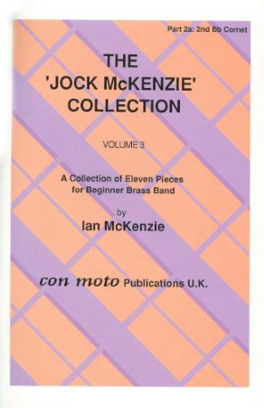 THE JOCK McKENZIE COLLECTION Volume 3 BRASS BAND  Part 2a