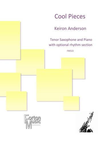 COOL PIECES for Tenor Saxophone