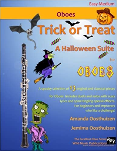 TRICK OR TREAT A Halloween Suite