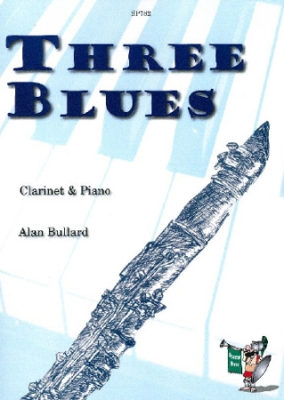 THREE BLUES