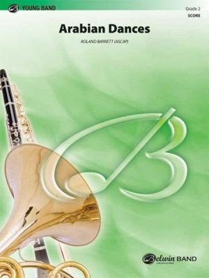 ARABIAN DANCES (score & parts)