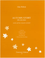 AUTUMN STORY (treble/bass clef)