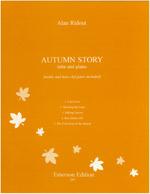AUTUMN STORY (treble/bass clef)