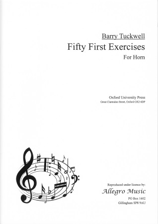 FIFTY FIRST EXERCISES FOR HORN
