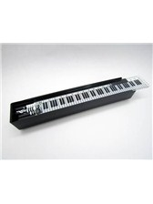 20cm RULER KIT and 12 HB PENCILS Keyboard Design (Black)