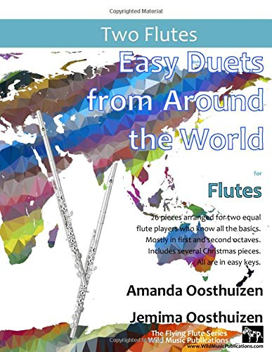 EASY DUETS FROM AROUND THE WORLD