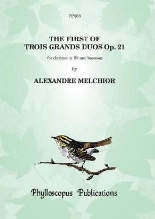 TROIS GRANDS DUOS Op.21/1