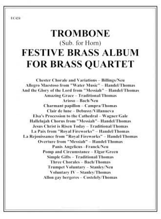 FESTIVE BRASS ALBUM F Horn