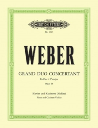 GRAND DUO CONCERTANTE Op.48