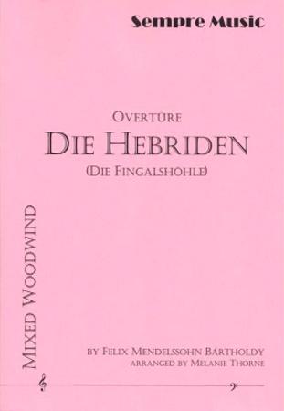 THE HEBRIDES OVERTURE Op.26 score & parts
