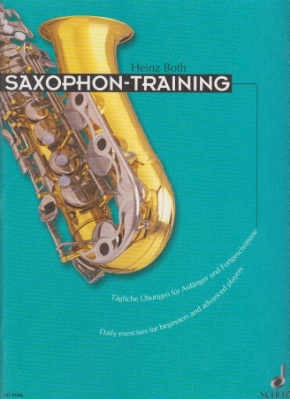 SAXOPHONE TRAINING Daily Exercises