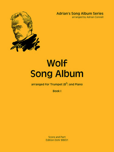WOLF SONG ALBUM Book 1