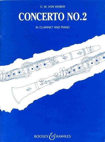 CLARINET CONCERTO No.2 in Eb major Op.74
