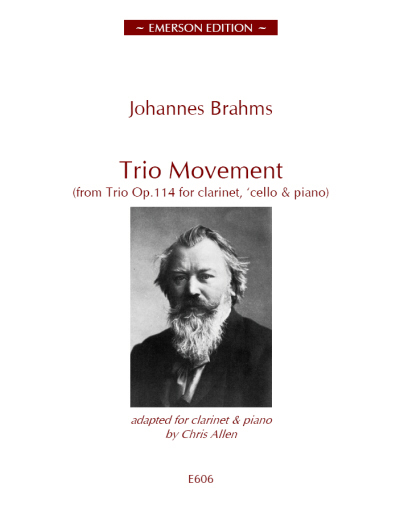 TRIO MOVEMENT from Op.114 - Digital Edition