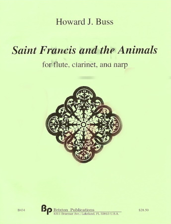 SAINT FRANCIS AND THE ANIMALS