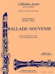 BALLADE and SOUVENIR