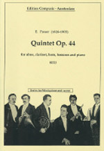 QUINTET in Eb major Op.44