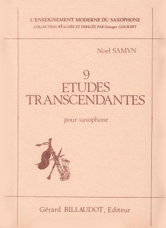 9 ETUDES TRANSCENDANTES