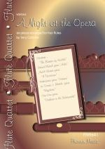 A NIGHT AT THE OPERA (score & parts)