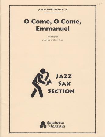 O COME, O COME EMMANUEL (score & parts)