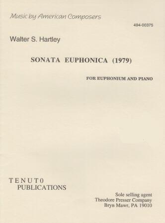 SONATA EUPHONICA (treble/bass clef)