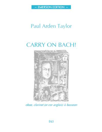 CARRY ON BACH! (score & parts)
