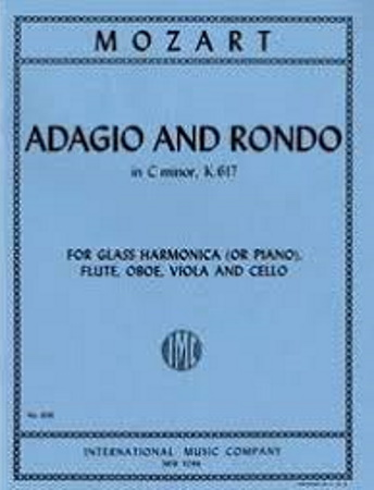 ADAGIO AND RONDO in C minor, K617
