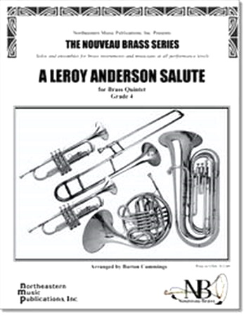 A LEROY ANDERSON SALUTE (score & parts)