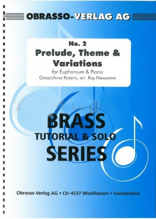 PRELUDE THEME AND VARIATIONS