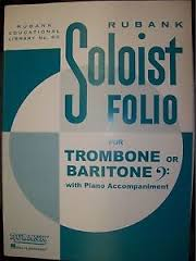 SOLOIST FOLIO bass clef