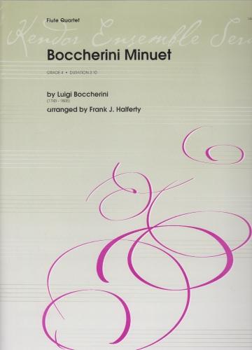 BOCCHERINI MINUET