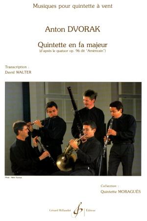 QUINTET in F major (score & parts)