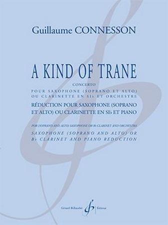A KIND OF TRANE Concerto